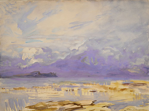 Sirmione 1913 | John Singer Sargent | Oil Painting