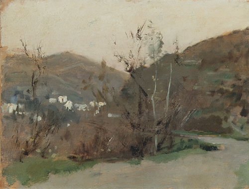 Spanish Landscape | John Singer Sargent | Oil Painting