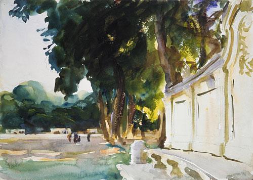 Spanish Midday Aranjuez 1912 (or 1903) | John Singer Sargent | Oil Painting