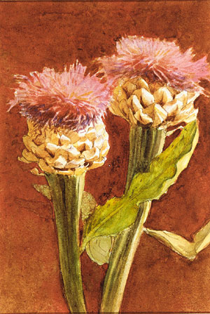 Thistle | John Singer Sargent | Oil Painting