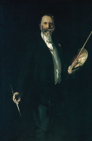 William M Chase N A 1902 | John Singer Sargent | Oil Painting
