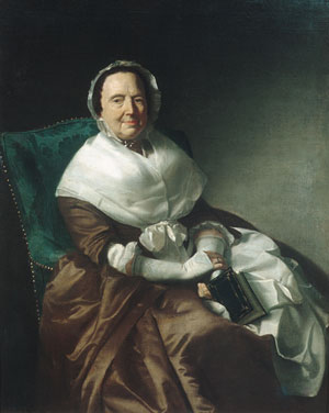 Mrs Sylvanus Bourne 1766 | John Singleton Copley | Oil Painting