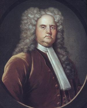 Nathaniel Byfield 1730 | John Smibert | Oil Painting