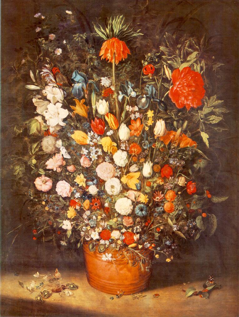 Bouquet 1603 | Jan The Elder Brueghel | Oil Painting
