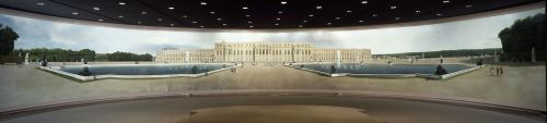 The Palace and Gardens of Versailles 1818 | John Vanderlyn | Oil Painting