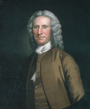 Cadwallader Colden 1749 | John Wollaston | Oil Painting