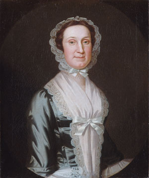 Mrs Joseph Reade 1749 | John Wollaston | Oil Painting