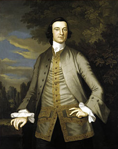 William Axtell 1749 | John Wollaston | Oil Painting