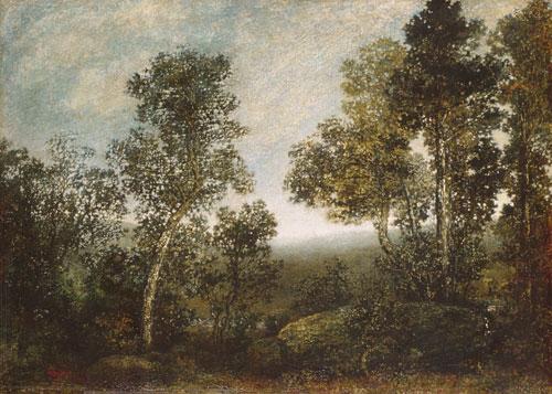 Landscape 1885 | Ralph Albert Blakelock | Oil Painting