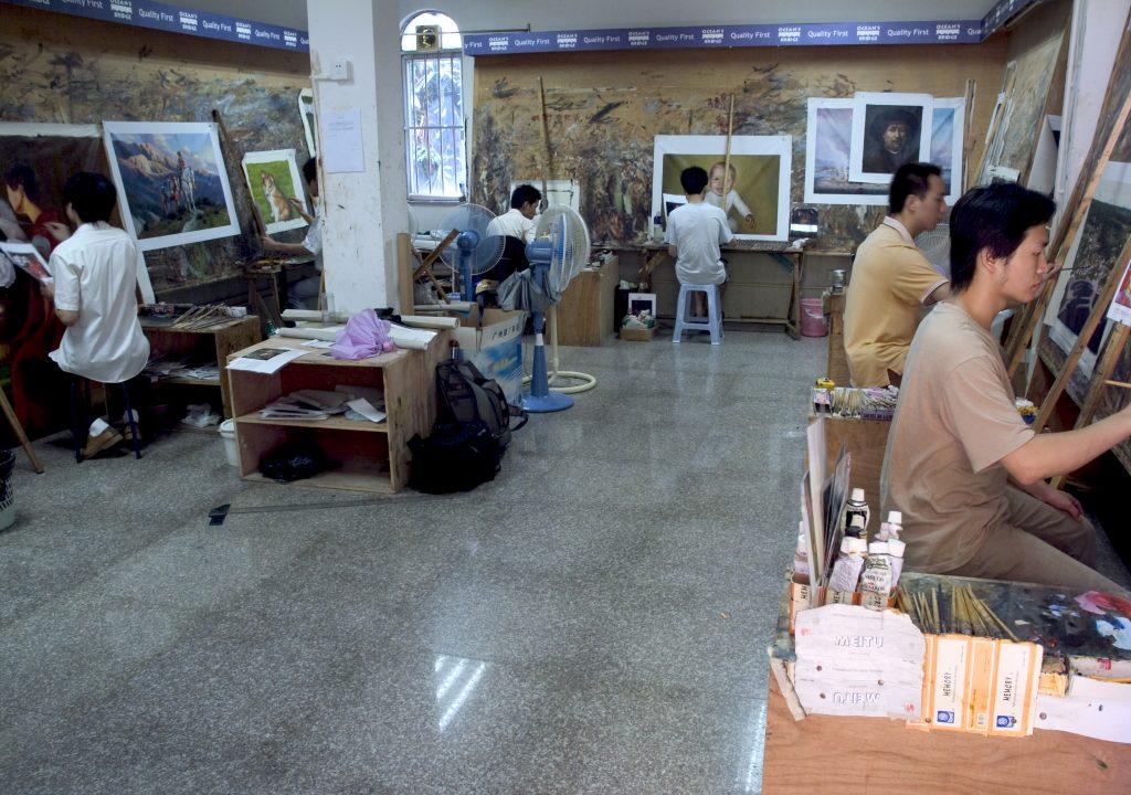 Ocean's Bridge Art Studio