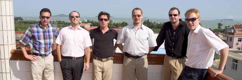 Ocean's Bridge Staff