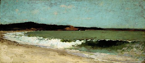 Study for Eagle Head Manchester Massachusetts 1869 | Winslow Homer | Oil Painting