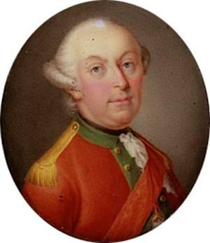 Joseph II (1741 1790) Emperor of Austria ca 1780 | Adam Ludwig d'Argent | Oil Painting