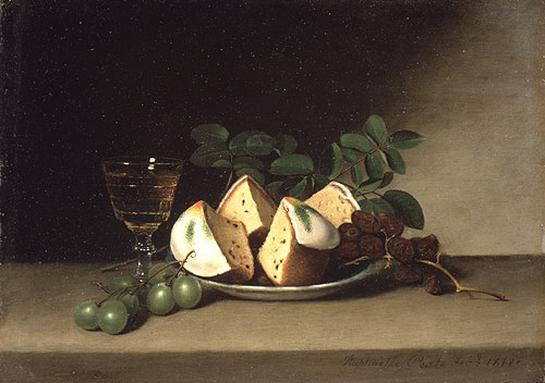 Still Life with Cake 1818 | Raphaelle Peale | Oil Painting
