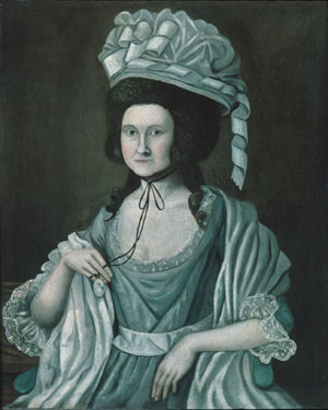 Sally Sanford Perit 1790 | Reuben Moulthrop | Oil Painting