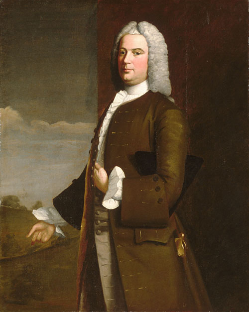 Tench Francis 1746 | Robert Feke | Oil Painting
