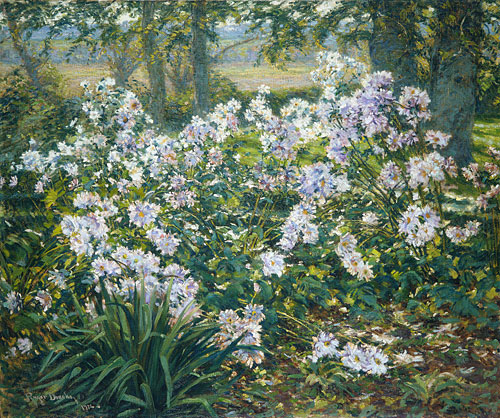 Windflowers 1912 | Ruger Donoho | Oil Painting