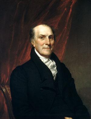 Matthew Clarkson 1823 | Samuel Lovett Waldo | Oil Painting