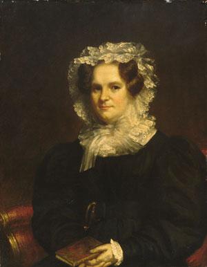 Mrs Edward Kellogg 1831 | Samuel Lovett Waldo | Oil Painting