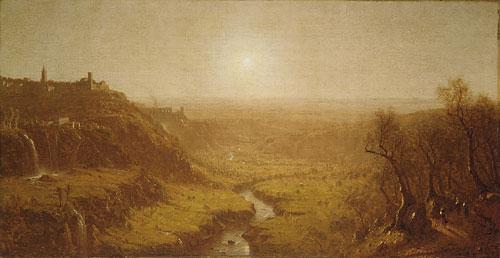 Tivoli 1870 | Sanford Robinson Gifford | Oil Painting