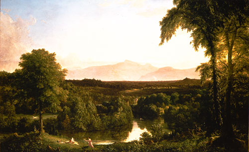 View on the Catskill Early Autumn 1836 | Thomas Cole | Oil Painting