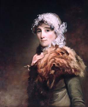 Mrs Katherine Matthews 1812 | Thomas Sully | Oil Painting