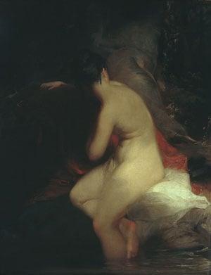 Musidora 1813 | Thomas Sully | Oil Painting