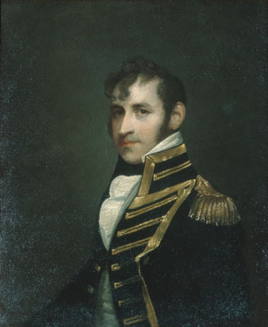 Stephen Decatur 1806 | Unknown artist After Gilbert Stuart | Oil Painting