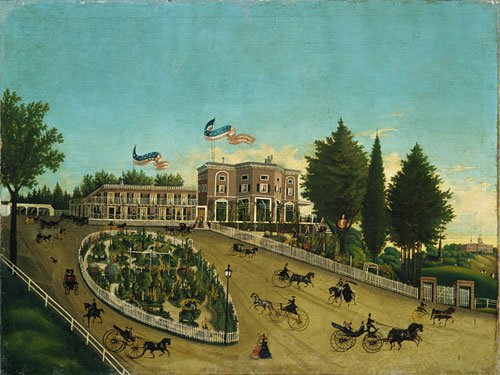 The Claremont 1855 | Unknown artist | Oil Painting