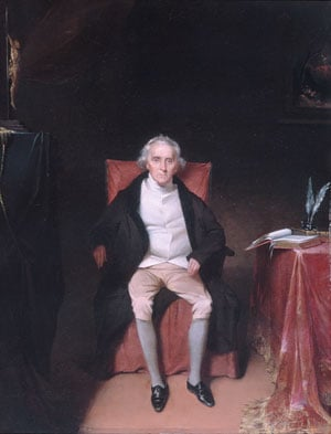 Charles Carroll of Carrollton 1830 | William James Hubard | Oil Painting