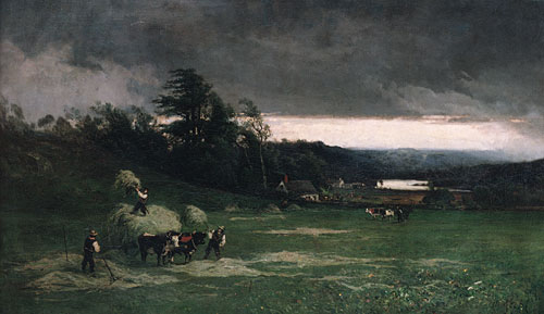 Approaching Storm 1880 | William Keith | Oil Painting