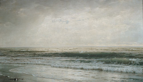 New Jersey Beach 1901 | William Trost Richards | Oil Painting