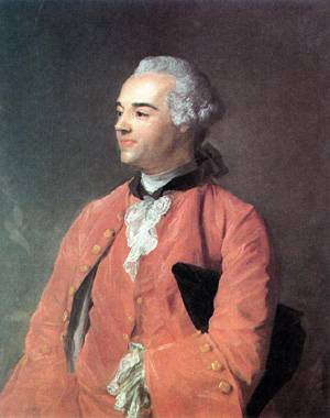 Portrait Of Jacques Cazotte 1760-64 | Jean-Baptiste Perronneau | Oil Painting