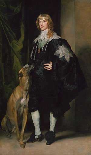 James Stuart Duke of Richmond and Lennox ca 1634 | Anthony van Dyck | Oil Painting