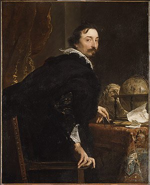 Lucas van Uffel (died 1637) ca 1621 | Anthony van Dyck | Oil Painting