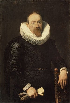 Portrait of a Man ca 1618 | Anthony van Dyck | Oil Painting