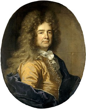 Portrait of a Man Possibly Franis de Chambrier | Hyacinthe Rigaud | Oil Painting