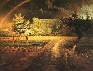 Spring | Jean-Francois Millet | Oil Painting