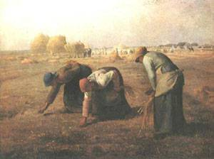 The Gleaners | Jean-Francois Millet | Oil Painting