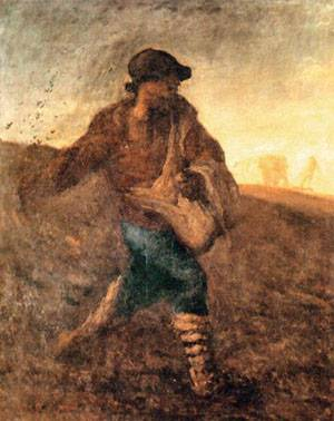 The Sower | Jean-Francois Millet | Oil Painting
