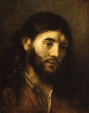 Head of Christ | Rembrandt | Oil Painting