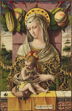 Madonna and Child ca 1480 | Carlo Crivelli | Oil Painting