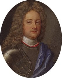 John Churchill First Duke of Marlborough | Christian Richter | Oil Painting