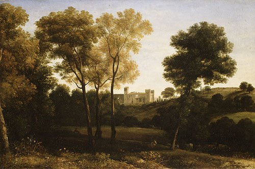 View of La Crescenza 1648 | Claude Lorrain | Oil Painting