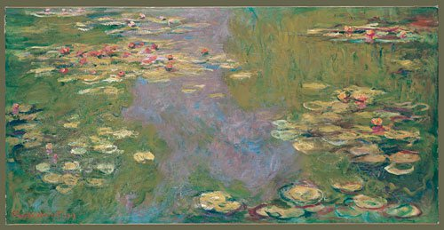 Water Lilies 1919 | Claude Monet | Oil Painting