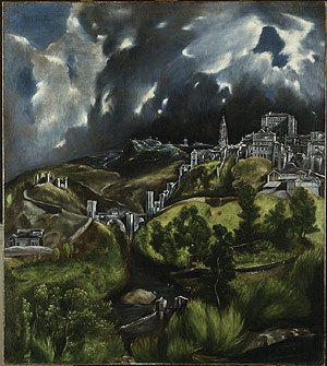 View of Toledo | El Greco | Oil Painting