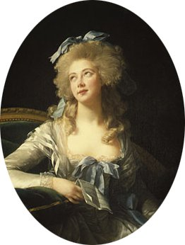 Madame Grand | Elisabeth Louise Vigee Le Brun | Oil Painting