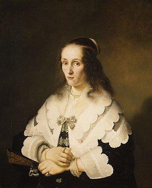 Portrait of a Woman | Ferdinand Bol | Oil Painting