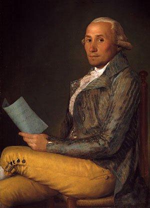 Don Sebastien Martyez y Pez | Francisco de Goya y Lucientes | Oil Painting