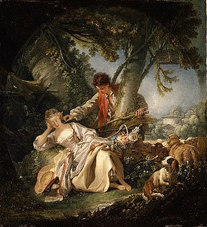 The Interrupted Sleep 1750 | Francois Boucher | Oil Painting